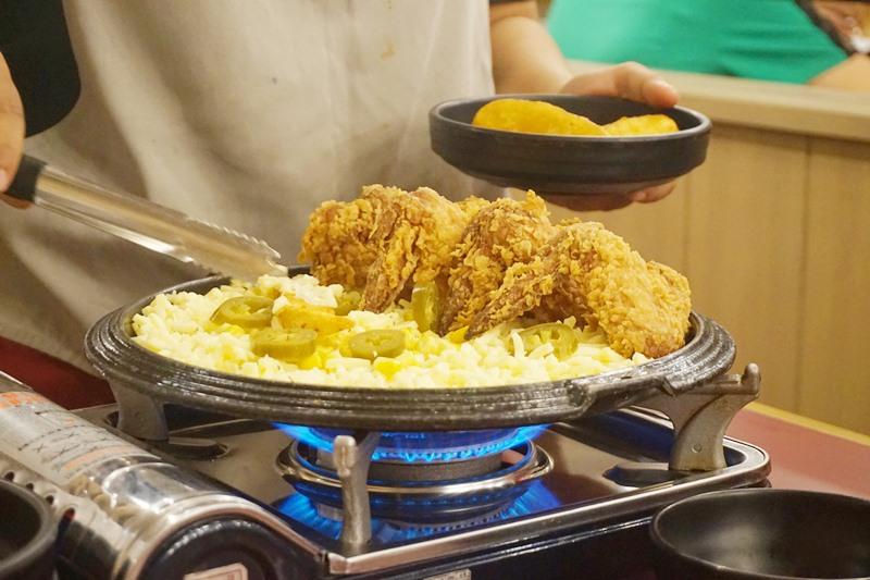 ojju kfood, kfood, korean food, restoran ojju